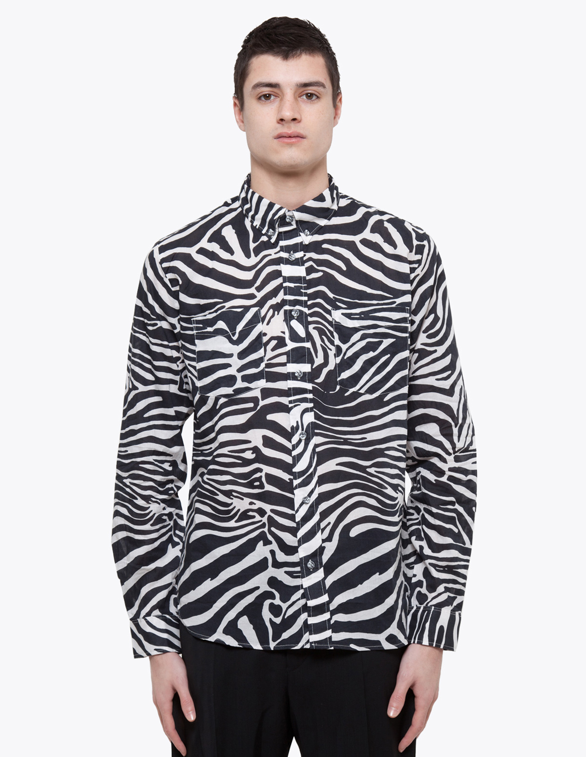 Zebra Blouse 79