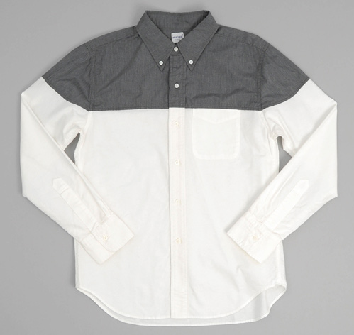 MightMacButtonDownCollarShirtWhiteGrey002_L1