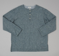 The_Hill-Side_Extra_Neppy_Indigo_Chambray_El_Segundo_Shirt_SH3-324_L2